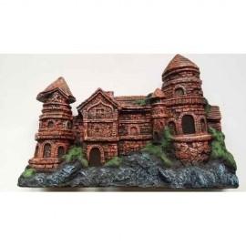 Facade of castle 9818 Resun
