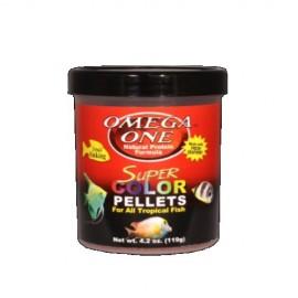 Super color pellets Sinking 226 gr Omega one