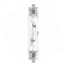 150W 10 000K HQI Metal Halide Bulb  Double Ended