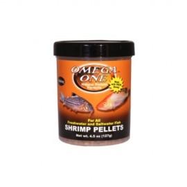 Shrimp pellets 126g Omega one