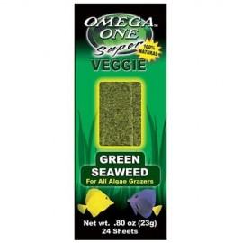 Seaweed green 310g vrac Omega one