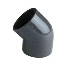 PVC Elbow 45° D 50 Resun