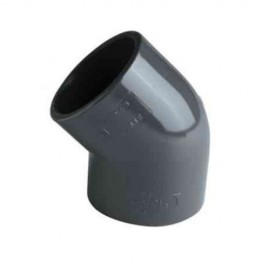 PVC Elbow 45° D 40 Resun