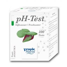 pH Test freshwater Tropic Marin