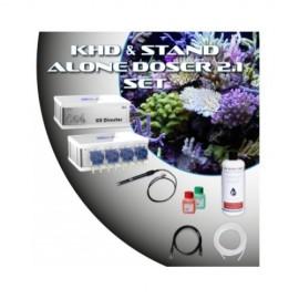 KHD & Stand Alone Doser 2.1 Set GHL - White
