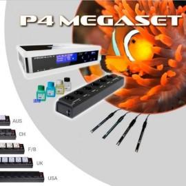Profilux 4 Mega set GHL - white