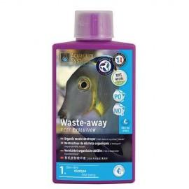 Waste away Marine 250 ml Reef Evolution Aquarium Systems