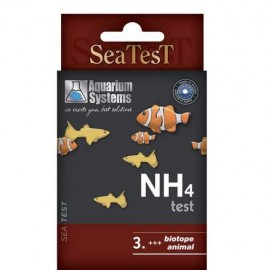 NH4 Sea test Aquarium Systems